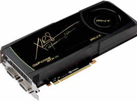 PNY GeForce GTX 580 XLR8 OC