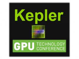 Nvidia Kepler GTC logo