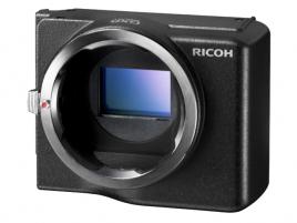 Ricoh GXR A12 Leica-M modul