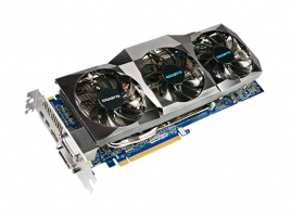 Gigabyte Radeon HD 6870 Windforce 3X GV-R687UD-1GD (rev. 1.0)