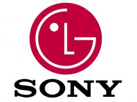 Sony LG logo