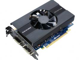ELSA Gladiac GeForce GTX 560 Ti mini - izo
