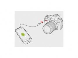 Android IR remote - schéma