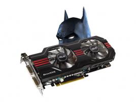 Asus ENGTX560 Ti Direct CU II a Batman