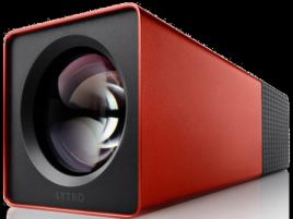 Lytro camera red