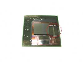 AMD Akmor prototyp čipu