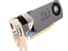 Sapphire Radeon HD 6670 low-profile