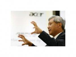 Acer CEO J. T. Wang