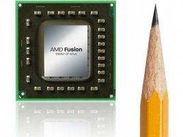 AMD APU s tužkou