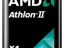 AMD Athlon II loho X4