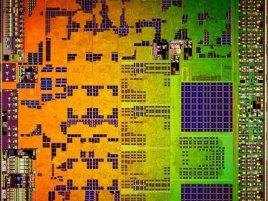 AMD Kabini dieshot