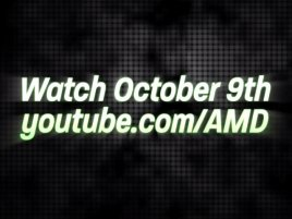 AMD October 9th 2012 teaser