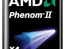 AMD Phenom II logo X4