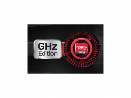 AMD Radeon HD 7000 GHz edition logo