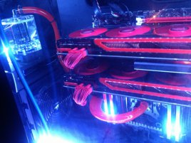 AMD Radeon HD 7990 CrossFireX