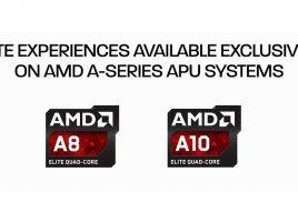 AMD Richland A8 A10 logo