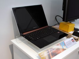 AMD Trinity CeBIT 2012 Thin