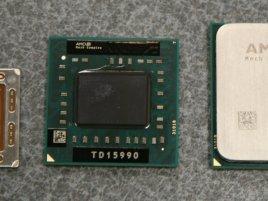 AMD Trinity mechanical sample