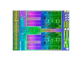 AMD Trinity Piledriver dieshot
