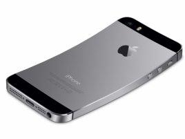 Apple iPhone prohnutý