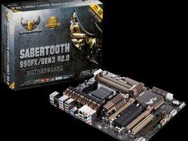 Asus Sabertooth 990FX GEN3 R2.0 1