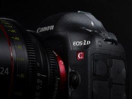 Canon EOS-1D C Creative