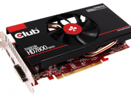Club 3D Radeon HD 7850 1GB royalQueen