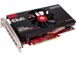 Club 3D Radeon HD 7870 Eyefinity 6 05