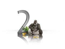 Corning Gorilla Glass 2 logo