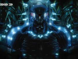 Crysis 3 blue