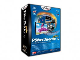 CyberLink PowerDirector 10