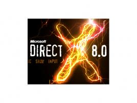 DirectX 8 logo