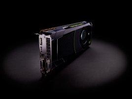 GeForce GTX 680 point light