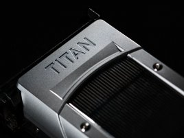 GeForce GTX Titan logo