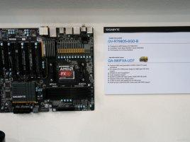 Gigabyte GA-990FXA-UD7 pro 5GHz AMD