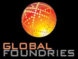 GlobalFoundries logo velké