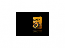 Havok logo krabice