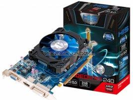 HIS Radeon R7 240 2GB DDR3