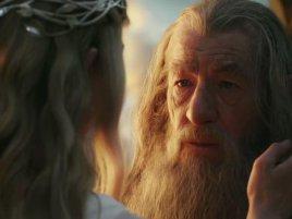 Hobbit trailer Gandalf