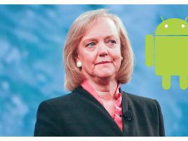 HP Meg Whitman - Android