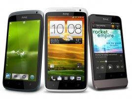 HTC One S One X One V