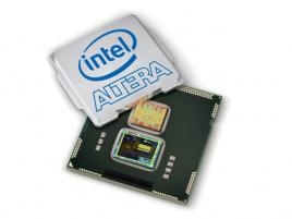 Intel Altera chip
