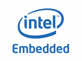 Intel embedded logo