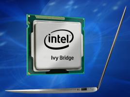 Intel Ivy Bridge a Ultrabook