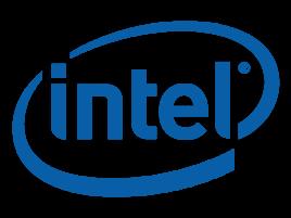 Intel logo velké