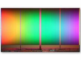 Intel NAND flash 25nm die