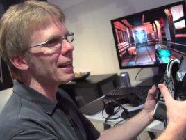 John Carmack LCD