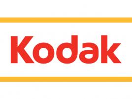 Kodak logo nové