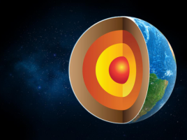 Mantle logo Earth