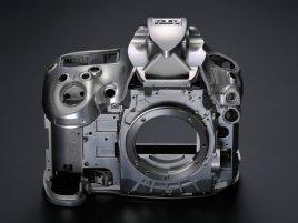 Nikon D800 konstrukce